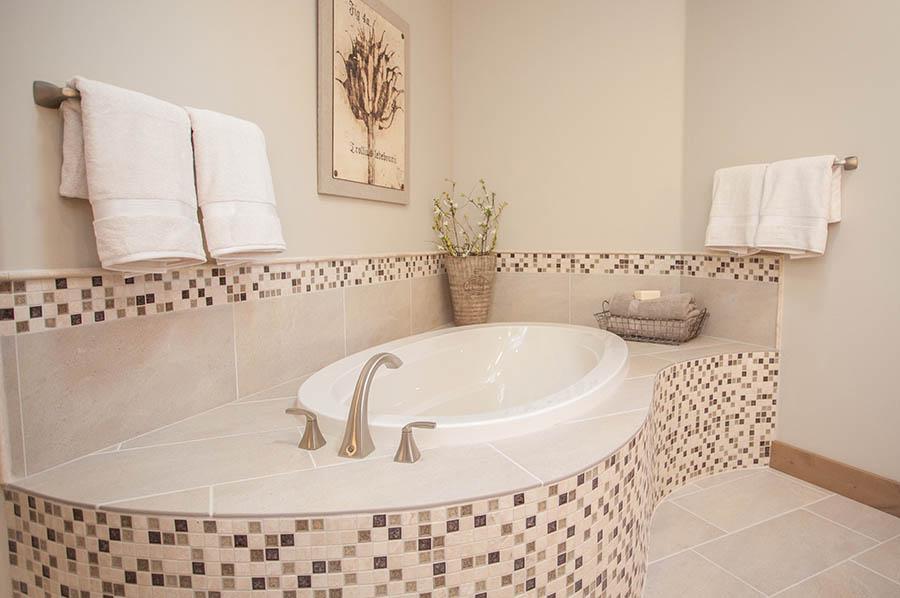 Luxury Master Bathroom by NortonLuxury.com