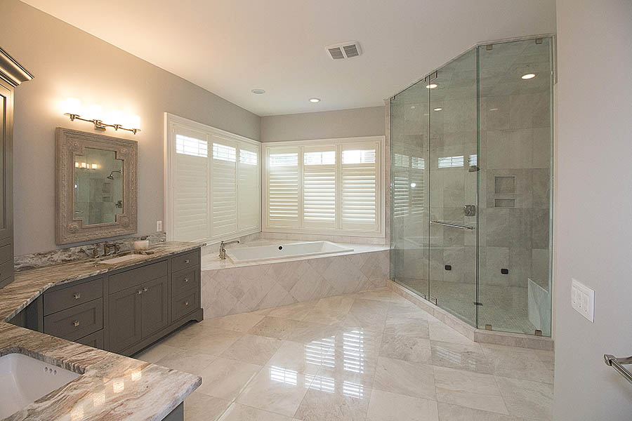 Luxury Master Bathrooms by NortonLuxury.com