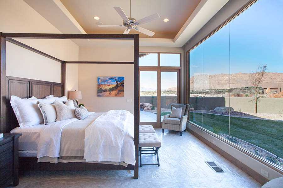 Master Bedroom Suite by NortonLuxury.com